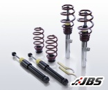 Pro-Street S Coilovers (50mm Diameter Dampers, Front Axle Load 1170kg)