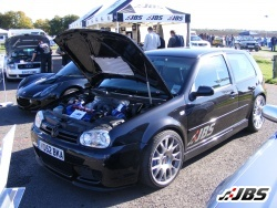 JBS VW Golf Mk4 R32 TS 650 Turbo Kit - image