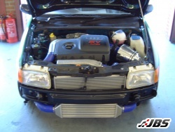 VW Polo 6N 1.8 20VT Conversion & IHI stage 1 Turbo Kit - image