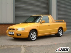 Skoda Felicia Fun 1.8 20VT Engine Conversion - image